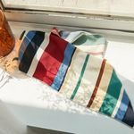 [로코식스] color combination scarf스카프