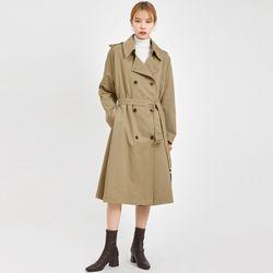girlcrush wide trench coat