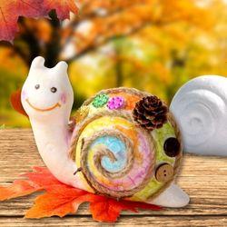 달팽이-스티로폼(2개)
