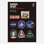 [럭키플래닛]프리미엄 리폼스티커-NASA