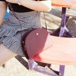 라템 미니 반달가방 (5colors)