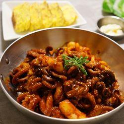 아산 맛집 쭈꾸뿅 쭈꾸미 뿅맛(제일매운맛) 700g x 2
