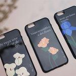 Fleurs Series - Slimcase