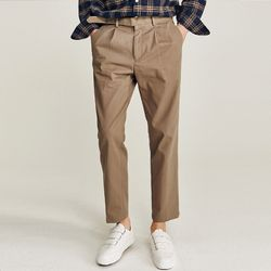 SOLID GURKHA CHINO PANTS (BEIGE)