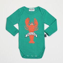 Green Lobster Bodysuit