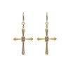 Dreamer Big Cross Earrings