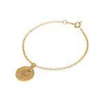 Dreamer Coin Bracelet