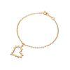 Lover heart bracelet