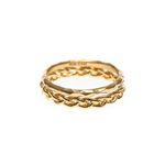 Lover Layered Ring 2 Set