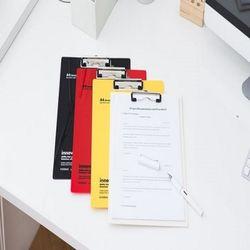 MJ0120 사무용품 서류 정리 A4 클립보드