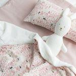 토끼마을 낮잠이불 풀세트(낮잠패드1+블랭킷1+베개1)