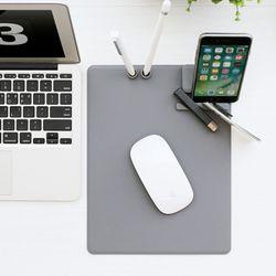 위드 마우스패드 깔끔한 책상정리 오피스정리
