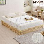 유니온 삼나무 침대 Q 독립매트리스