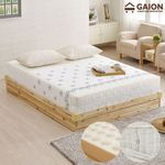유니온 삼나무 침대 Q 독립볼라텍스매트리스