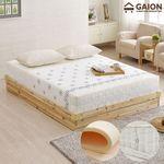 유니온 편백나무 침대 Q 독립라텍스매트리스