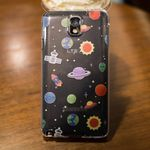 LG Q6 우주세상 vol.1 충격방지케이스