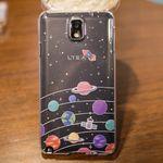 LG Q6 우주세상 vol.2 충격방지케이스
