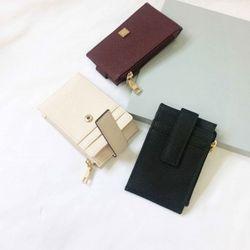 라템 쪼꼬미 카드분실 방지 지갑