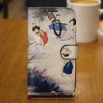 [Zenith Craft] LG Q6 케이스 신윤복 단오풍정