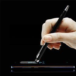 터치펜 TP-002 슬림블랙 볼펜겸용 스마트폰 터치펜