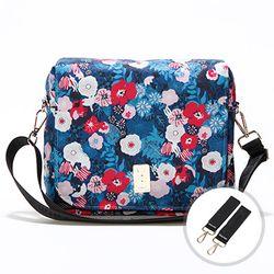 이태리 designer multi bag 풀블로운플라워 블루