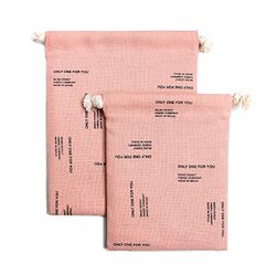 POUCH PINK SMALL
