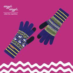 위글위글 스마트폰 터치 장갑 touch gloves (SG-019)