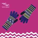 Smart phone touch gloves (SG-019)