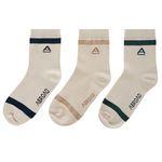 [2+1] Logo Socks