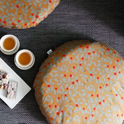masala mint sitting cushion(커버만)