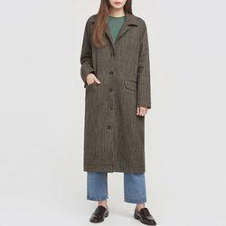 mos wood simple coat