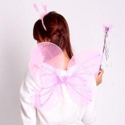 나비요정 4종세트(5-9세) 핑크