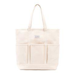 GARDEN BAG (ivory)