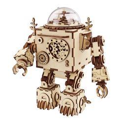 [Robotime] 오르페우스 3D입체퍼즐 오르골 뮤직박스