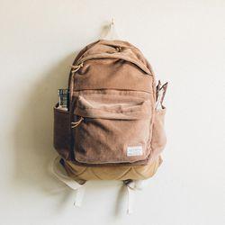 CORDUROY UMB BAG (brown)