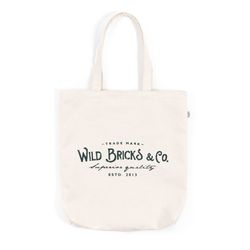 LOGO ECO BAG (green)