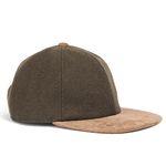 WOOL CAP (khaki)