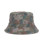 CAMO BUCKET HAT (khaki)