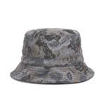 CAMO BUCKET HAT (black)