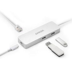 [앤커] ANKER USB-C 허브 랜포트 파워딜리버리