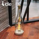 LED에디슨 인테리어 무드등 와인보틀 ICLE121216
