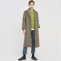 saint herringbone coat