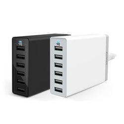 ANKER 6포트 60W 멀티 USB 충전기