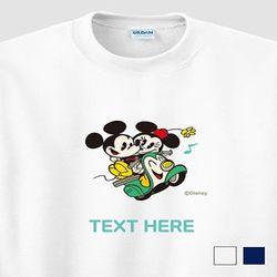 (공용) 디즈니 기모 맨투맨 미키미니Drive - 주문인쇄