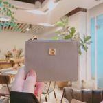 라템 심플 라이트 카드지갑 (4colors)