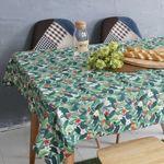 하와이안플로럴 면식탁보 테이블보 2인용