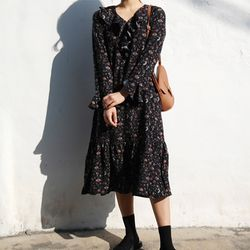 Vintage frill long ops