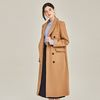 POSH WOOL DOUBLE LONG COAT (BEIGE)