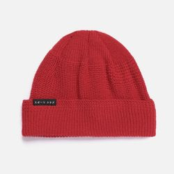 SPORTS CLUB WATCH CAP (RED)