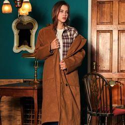 UNISEX Double Coat (BEIGE)